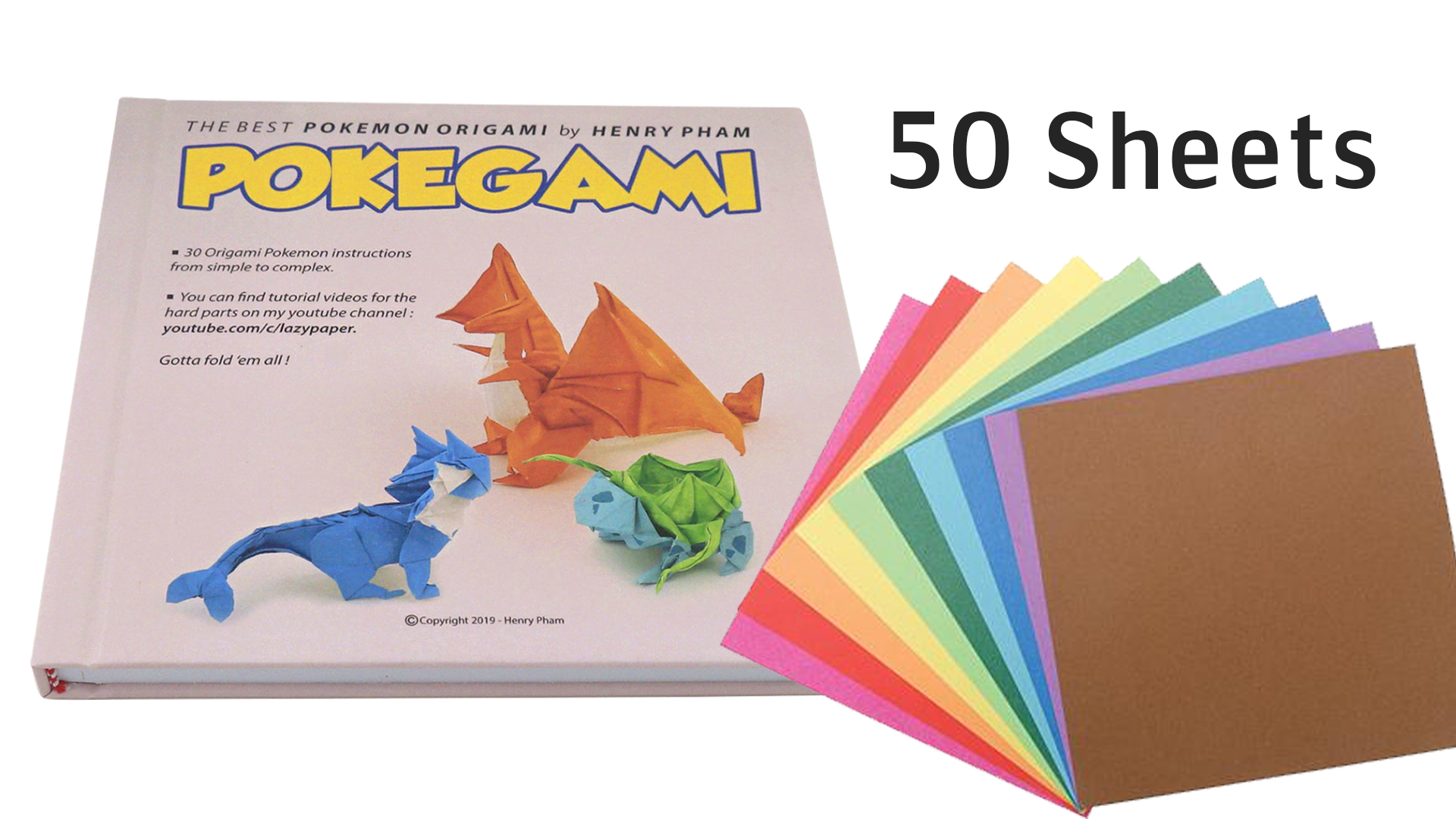 The Best of Origami by Samuel L. Randlett Book Review | Gilad's ... | 1080x1920